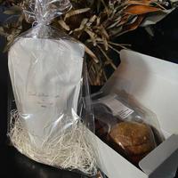 オーガニックブラウンシュガークッキー <コーヒー>ダークブレンドコーヒー(粉)セット