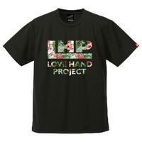 SPIDER/LHPハンドボールTシャツ SP-T09  ブラック×トロピカルA