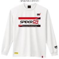 SPIDERドライL/STシャツ SP-DLT-05