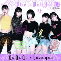 NiceToMeetYou 「Q&Q&Q&/Love you B-TYPE」 CD