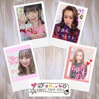 「KAWAII TOKYO GIRLS」 元気が出るチェキ!