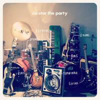 co-star / co-star the party - 6 songs (Audio CD)送料込