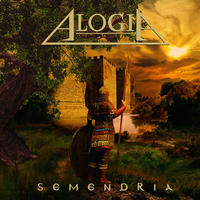 "ALOGIA ""Semendria""(Japan Edition + obi) + Special Gift CD-R 2020"