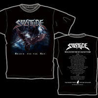 "SOLITUDE ""Reach For The Sky"" Japan Tour  T-shirt"