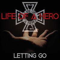 """LIFE OF A HERO """"Letting Go"""" (Japan Edition + obi)"""