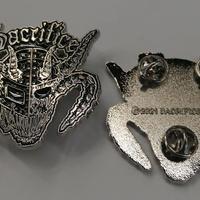 SACRIFICE Metal Pin