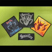 SACRIFICE Official Set Patch