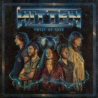 "HITTEN ""Twist Of Fate"" (Japan Edition + obi)"