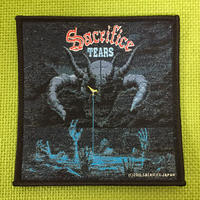 "SACRIFICE ""Tears"" Official Patch"