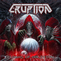 "ERUPTION ""Cloaks of Oblivion"" (Japan Edition + obi)"