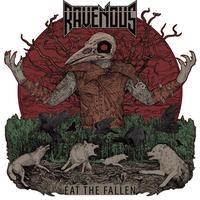 "RAVENOUS ""Eat The Fallen"" (Japan Edition + obi)"