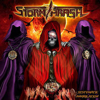"STORMTHRASH ""Systematic Annihilation"" (Japan Edition + obi)"