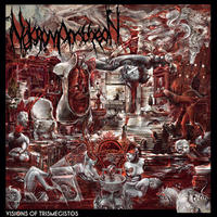 "NEKROMANTHEON ""Visions of Trismegistos"" (Japan Edition + obi)+ Special Gift"