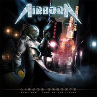 "AIRBORN ""Lizard Secrets〜Part One - Land Of The Living〜"" (Japan Edition +obi)"