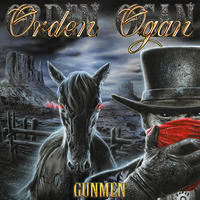 "ORDEN OGAN ""Gunmen"" (Japan Edition + obi)"