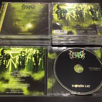 "TORTURED DEMON ""In Desperation's Grip""(Japan Edition + obi)+ Special Gift-pin"