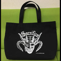 "SACRIFICE ""Crest Of Black"" Official Tote Bag"