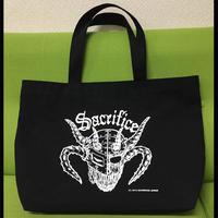 "SACRIFICE ""Crest Of Black"" Official Tote Bag"