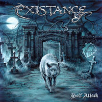 """EXISTANCE """"Wolf Attack""""(Japan Edition + obi)"""