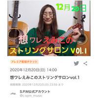 想ワレえみこ /12月20日配信 5000円サポートtippingご購入の方限定*追加DVD(単品)