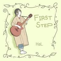 HaL ミニアルバム「FIRST STEP」