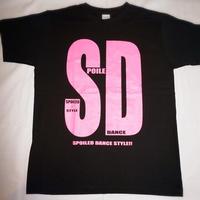 SDビックプリントTシャツ