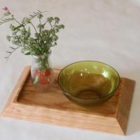 天然木【リバーシブルトレイ】size-S