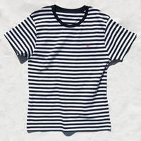 「月極オトコトモダチ」コラボボーダーシャツ