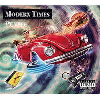 "PUNPEE ""MODERN TIMES"" CD"