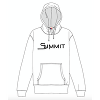 SUMMIT LOGO PARKA (White)