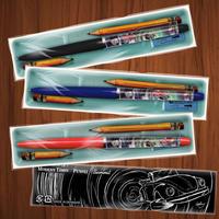 PUNPEE ''MODERN TIMES''  Floating Pen