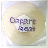 "THE OTOGIBANASHI'S  ""Department"" 10 inch アナログレコード"