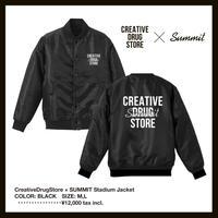 CreativeDrugStore × SUMMIT Stadium Jacket