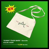 "SUMMIT ""TRADE MARK"" サコッシュ"