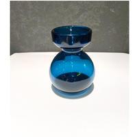 Bulb Vase Blue