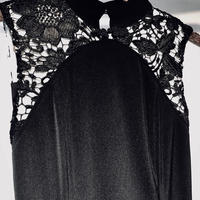 DRESS for enjoy SPECIAL DAY  [Beautiful Black]