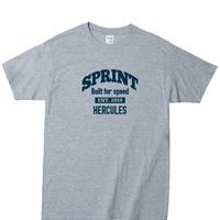 スプリントTシャツ(スポーツグレー)