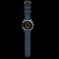 GRIT X ウーブンリストバンド ブルー M/L (91081741)