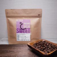 【まるで石焼き芋w】メキシコ・デカフェ(カフェインレスコーヒー) 100g