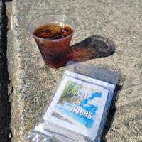 Sweet & & Roses 1袋80g(オリジナルブレンド)【約1リットル用水出しコーヒーパック】