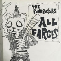ALL FARCES-THE PUNK ROCKERS
