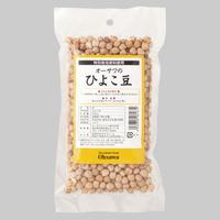 オーサワの有機ひよこ豆