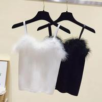 【予約商品10月上旬発送】Fur camisole