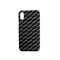 ADONIS ANEMONE LOGO iPhone XR COVER  / BLACK