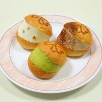 マリトッツォ3個セット(お好みのクリームをお選びください)