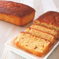オレンジパウンドケーキ(長さ15cm、幅7cm)