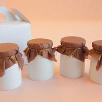 舞浜チョコレートプリン3個セット(画像は4個セット)