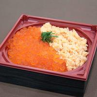 北海道産イクラと船上一本〆鮭の親子丼【数量限定、9/30まで!】