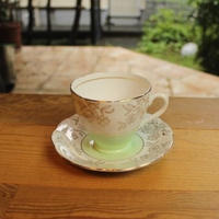 phoenix bone china cup and saucer set