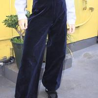 70s velvet st michael trousers